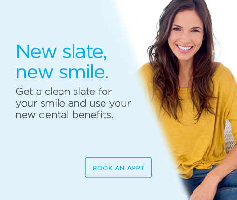 Castle Hills Smiles Dentistry - New Year, New Dental Benefits