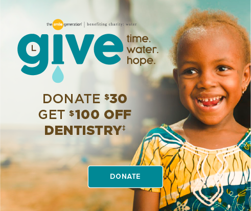 Donate $30, Get $100 Off Dentistry - Little Elm Dentistry and Orthodontics